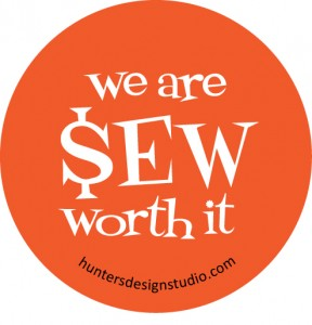 HDS Sew Worth It LOGO