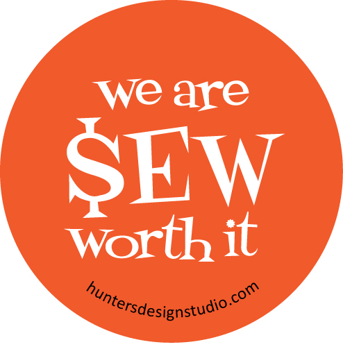 HDS Sew Worth It LOGO