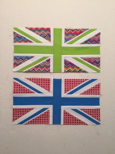 My New Slow Project – Union Jacks