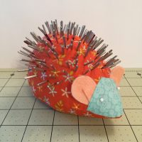 Hedgie Pincushion
