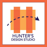 Hunter's Design Studio Logo
